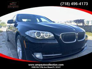 2012 BMW 528i for Sale in Miami, FL
