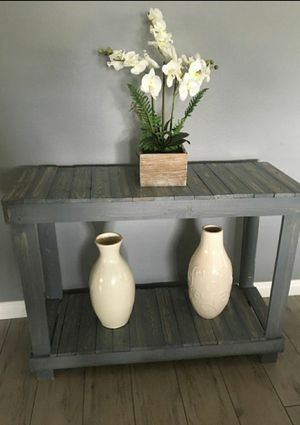 Console Table for Sale in Rancho Cucamonga, CA
