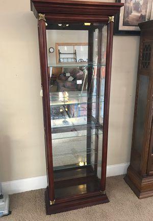 Curio Cabinet for Sale in Williamston, SC