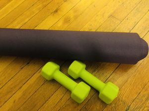 5lb dumbbell (2) for Sale in Boston, MA