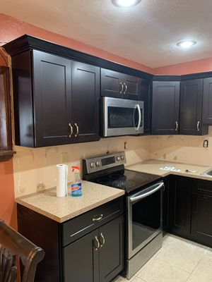Solid wood kitchen cabinets for Sale in Miramar, FL