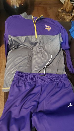 Minnesota Vikings Apparel for Sale in El Paso, TX