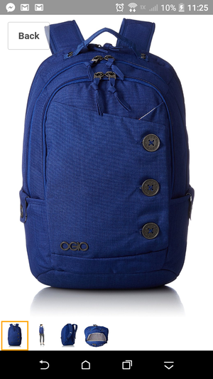 New womens laptop backpack for Sale in Kalamazoo, MI