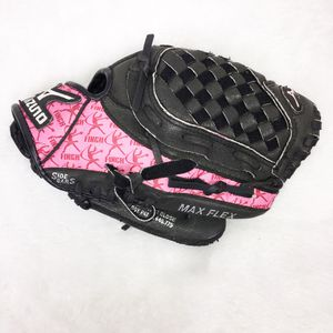 "NEW MIZUNO Girls 10"" Softball Glove - Leather Finch GP1007 - Black & Pink for Sale in San Leandro, CA"