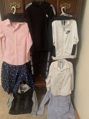 All PICTURES DIFFERENT: Nautical, CalvinKlien, Nike, AmberCombie, Class Club size 6/7 Y Boys for Sale in El Paso, TX