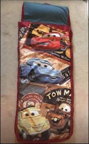 CARS air mattress and sleeping bag for Sale in Chesapeake, VA