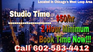 $50/hr Industry Sound. Call For Booking for Sale in Chicago, IL