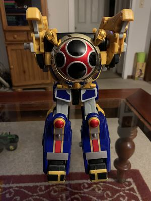 Power Rangers Ninja Storm Lion Zord for Sale in Hanover Park, IL