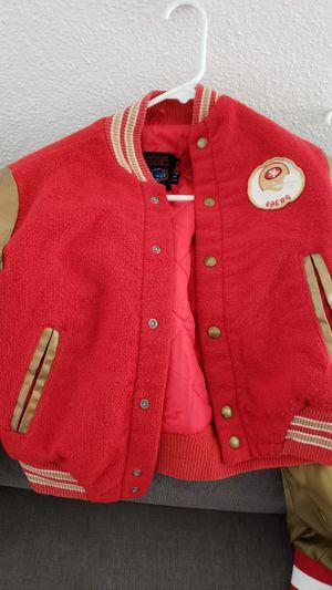 LETTERMAN JACKET SIZE 12 KIDS for Sale in San Leandro, CA