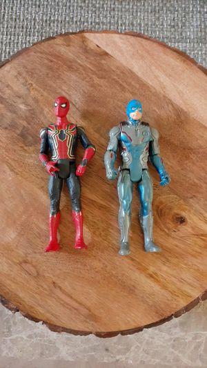 Avengers action figure set for Sale in Buena Park, CA