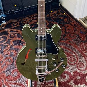 Epiphone ES 335 2020 with Bigsby for Sale in Kyle, TX