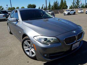 2012 BMW 5 Series for Sale in Modesto, CA
