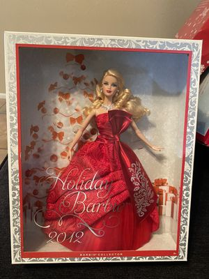 2012 Holiday Barbie for Sale in Guadalupe, AZ