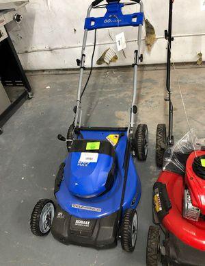 Kobalt Lawnmower 14LHT for Sale in Spring, TX