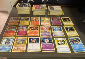 Pokemon TCG 400+ Card Lot (2016 - 2020) EVOLUTIONS CHAMPION's PATH VIVID VOLTAGE for Sale in Silver Spring, MD