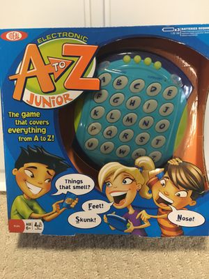 A to Z Electronic Junior Interactive Kids Toy/Game for Sale in Golden, CO