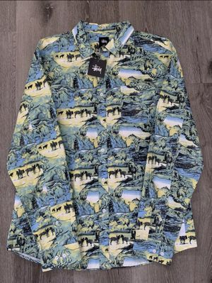 Stussy Dress Shirt - Brand new - XL for Sale in Hawthorne, CA