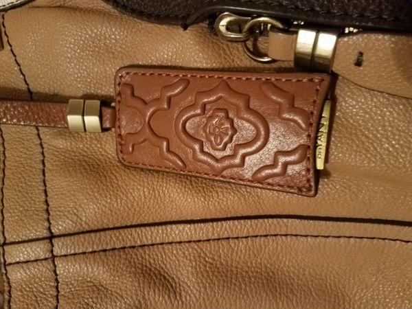 OrYANY Leather Hobo bag