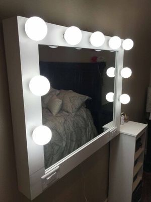Makeup vanities! Facebook —> AnthonysCustomWork for Sale in Mobile, AL