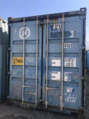 40' STORAGE CONTAINERS for Sale in ARROWHED FARM, CA