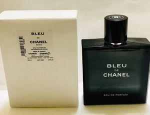 Chanel Bleu - Eau de Parfum - 3.4 oz for Sale in Lorton, VA