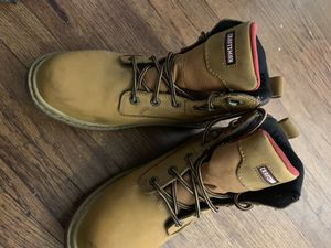 Work boots for Sale in Chicago, IL
