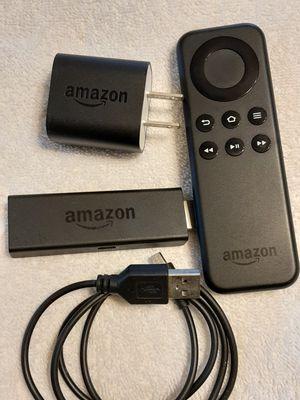Amazon Fire TV Stick 1st Generation Model W87CUN for Sale in Lynwood, CA