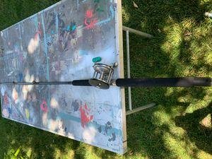Penn/Shimano fishing rod and reel for Sale in Modesto, CA