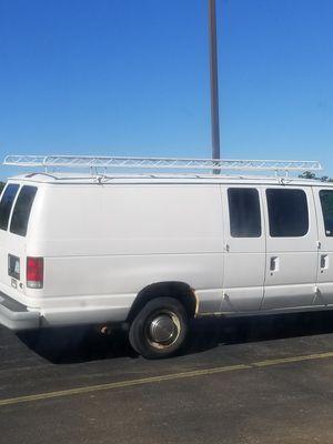 Ladder rack for work van for Sale in Festus, MO