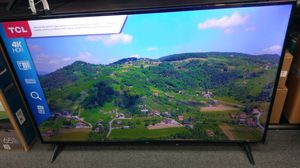 """65"""" TCL ROKU 4K HDR10 UHD SMART TV for Sale in Fontana, CA"""