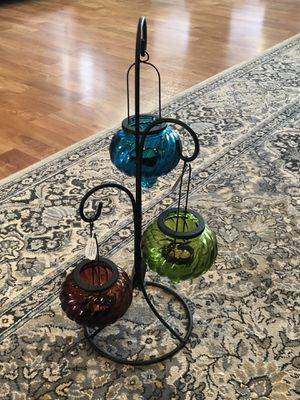 Tealight lantern candle holder for Sale in Morgantown, WV