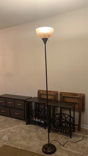 Floor lamp for Sale in Alexandria, VA