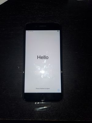 Iphoje 8 plus for Sale in Clifton, NJ