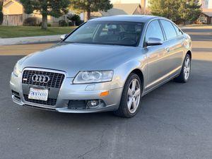 Very clean 2008 Audi A6 for Sale in San Bernardino, CA