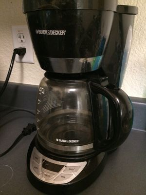Black & Decker Coffee Maker for Sale in Denver, CO