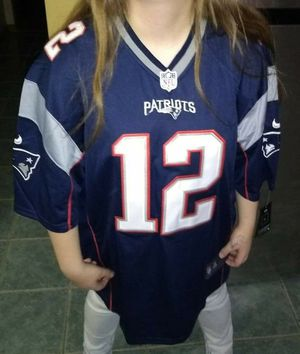 Tom Brady Jersey new with tags for Sale in Cleveland, OH