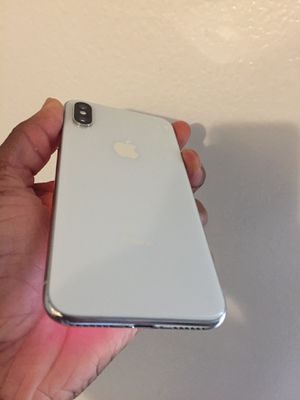 Verizon/Xfinty/Unlocked iPhone X 256gb $530 firm no trade, nothing wrong with it for Sale in Sacramento, CA