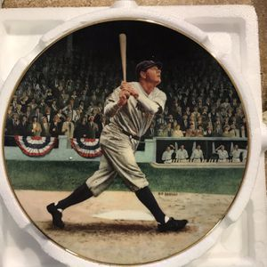 """Babe Ruth """"The Called Shot"""" Collection for Sale in Johnstown, OH"""