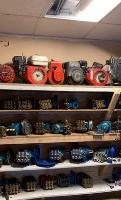 Pressure washer pumps rebuilt serviced for Sale in Las Vegas,  NV
