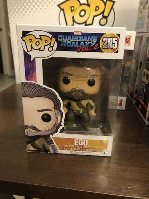 Ego #205 Funko Pop Guardians Of The Galaxy for Sale in Apopka, FL