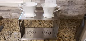 Melitta pour over coffee for Sale in Chesterfield, VA