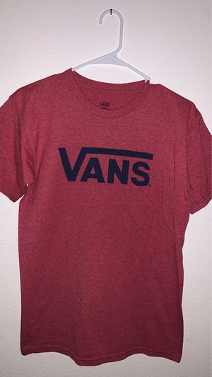 Vans T-shirt size adult small for Sale in San Antonio, TX