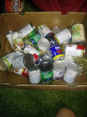 free can food for Sale in Houston, TX