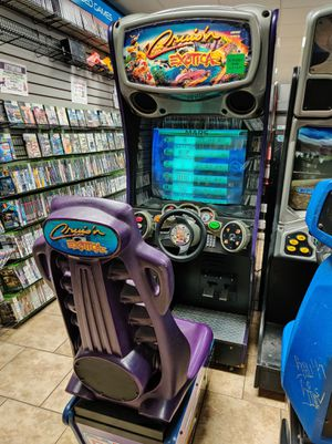 Cruis'n Exotica Full Size Racing Arcade 🕹️ 𝐈𝐅 𝐘𝐎𝐔 𝐒𝐄𝐄 𝐌𝐘 𝐀𝐃, 𝐈𝐓𝐒 𝐒𝐓𝐈𝐋𝐋 𝐀𝐕𝐀𝐈𝐋𝐀𝐁𝐋𝐄 🕹️ for Sale in Goodyear, AZ