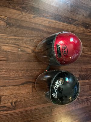 Two motorcycle helmets for Sale in Cleveland, OH