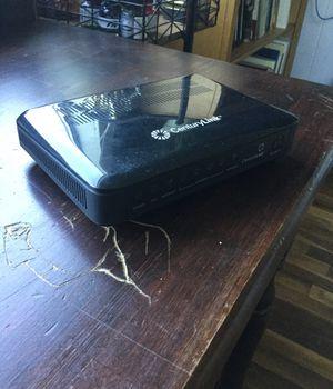 CenturyLink DSL Modem for Sale in Milton, WA