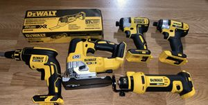 New Dewalt tools (tool only) for Sale in Lakewood, WA