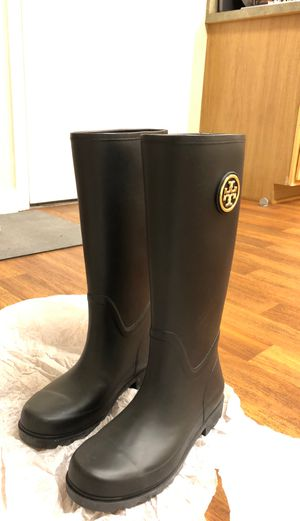 Tory burch/ rain boots for Sale in Cleveland, OH