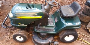 Craftsman lt 1000 riding lawn mower for Sale in Spartanburg, SC