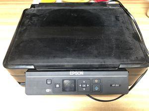 Epson XP-310 WiFi compatible color printer for Sale in Santa Fe, NM
